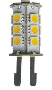Уютель UTLED M G9-18X5050ES-280LM, 220V3,3W-4500K лампа светодиодная/500/