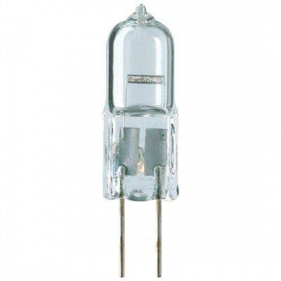 Уютель JC-CL-20-G4-12 лампа галогенная прозрачная