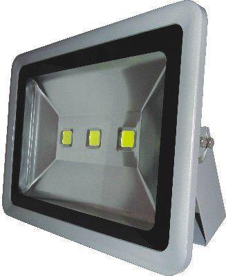 Прожектор 150Вт 12300Лм светодиодный IP65 220В 6000К серый UTLED M1150 150w 6.3