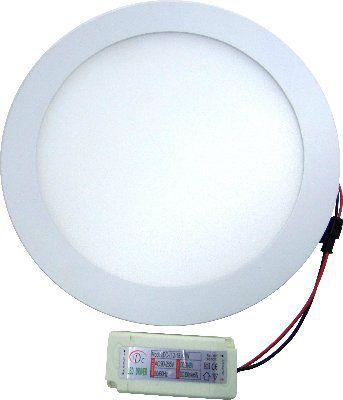 Уютель UTLED Slim Panel A 18W, светодиоды SMD2835 90шт., 1260Лм, диаметр 225мм/20/