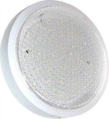 Уютель UTLED Panel 16W Round, 6000К, светодиодный свет-к 16Вт, круглый прозр. стекло, 36 светод., 1680 Лм/20/