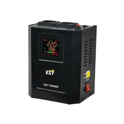 Стабилизатор напряжения EST 12000 WR L релейный настенный 220В 048.191.40 САТ141