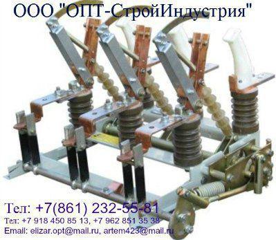 Выключатель нагрузки автогазовый ВНА-10/630-20У2