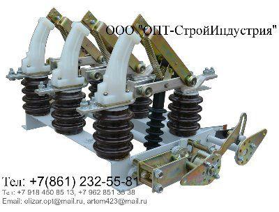 Выключатель нагрузки ВНА-Л-10/630-II
