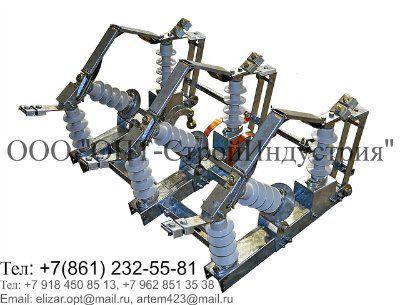 РЛК-1а(1б)-10-400(630) У1 Разъединитель