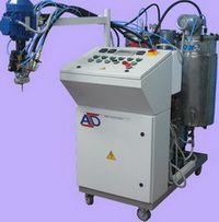 Установка для производства фильтров и других изделий из полимерных систем LP 1