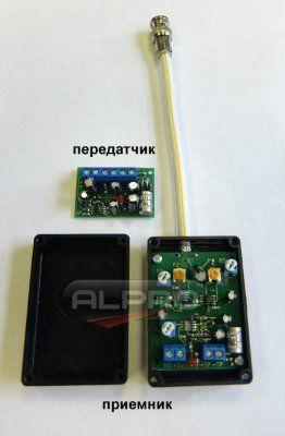 Приемопередатчик по витой паре ALTP AHD 1000 Light