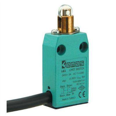 Концевой выключатель L66K13MUM331 степень защиты IP67
