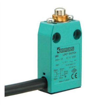 Концевой выключатель L61K13PUM211 IP67 Emas