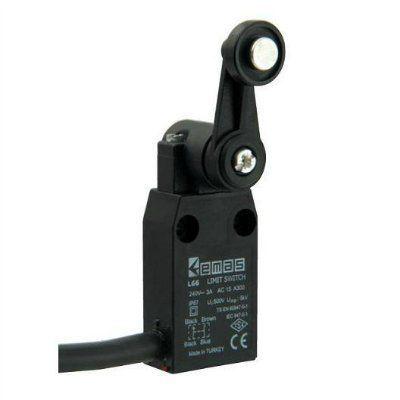 Концевой выключатель L66K13MEM121 IP67 EMAS