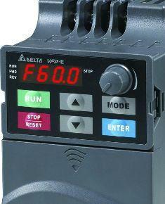Преобразователь частоты Delta 1,5кВт 220В VFD015EL21A