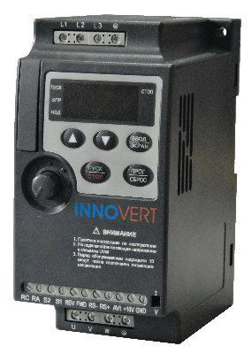 Преобразователь частоты 220В 0,75кВт ISD751U21B