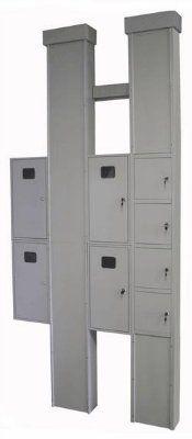 Устройство этажное распределительное модульное УЭРМС-4 (2500-3000х1000-1200х150)