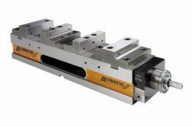 Механические тиски Allmatic NC DUO