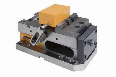 Механические тиски Allmatic NC T-REX