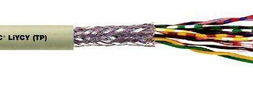 Кабель Unitronic LiYCY (TP) 4x2x0,25, 35802, в наличии