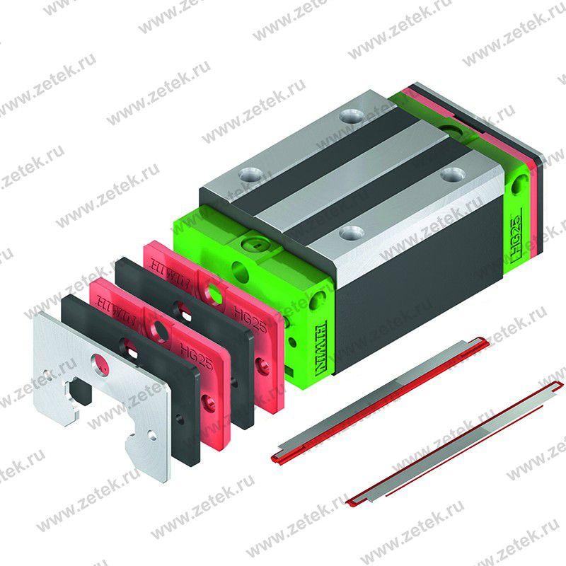 Защита от пыли кареток HIWIN HG20 модели KK