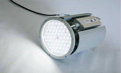 Светодиодные промышленные светильники для помещений с высокими потолками:ДСП 01-135-50-Г60