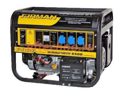 Бензогенератор Firman FPG8800E1