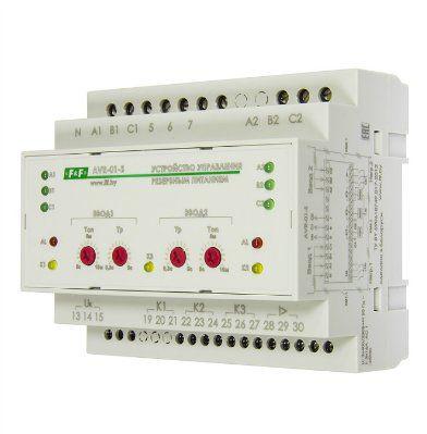 Блок ввода резервного питания AVR-01-S