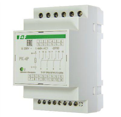 Реле промежуточное PK-4P 12