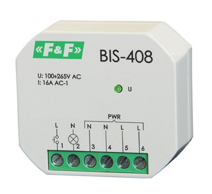 Импульсное реле BIS-408