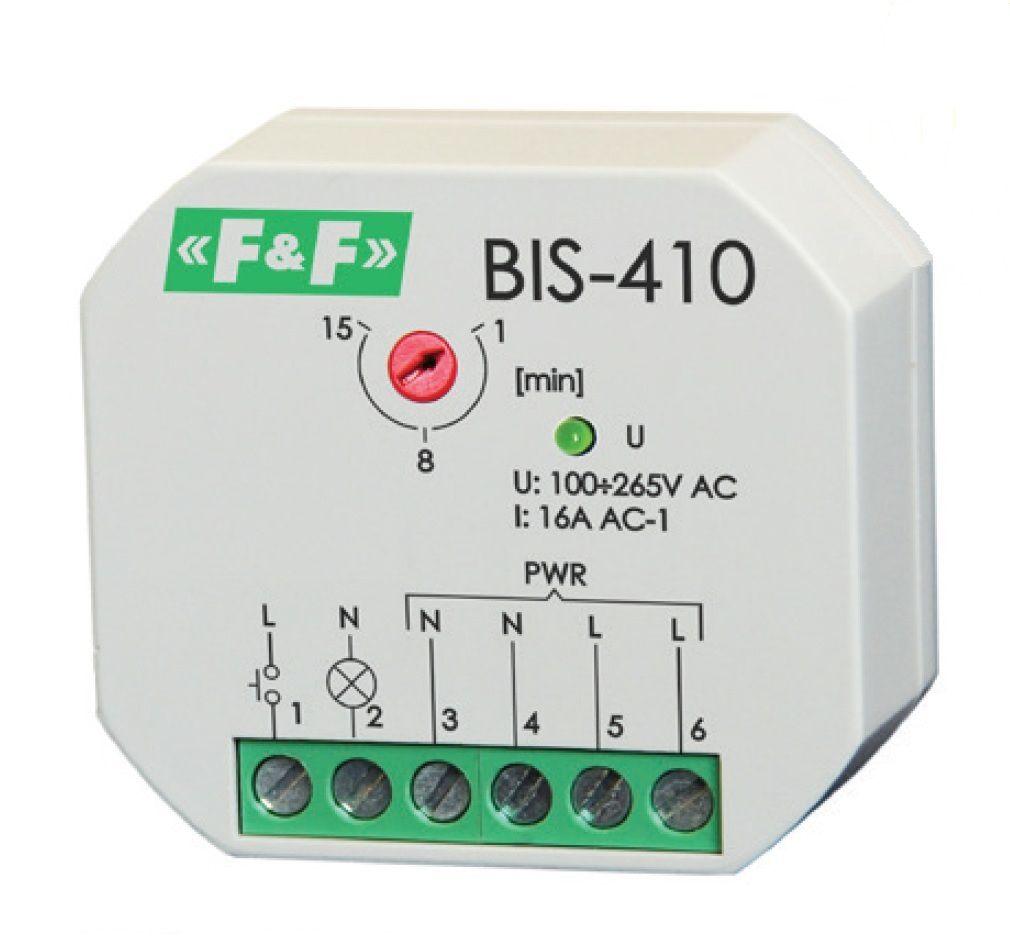 Импульсное реле BIS-410