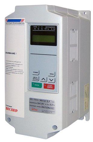 Преобразователь частоты Веспер EI-7011-250H-185 кВт (частотный преобразователь, vesper)