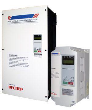 Преобразователь частоты Веспер EI-9011-400H-315 кВт (частотный преобразователь, vesper)