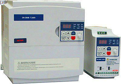Преобразователь частоты Веспер Е3-8100К-SP5L-0,4 кВт, 220В (частотный преобразователь, vesper)