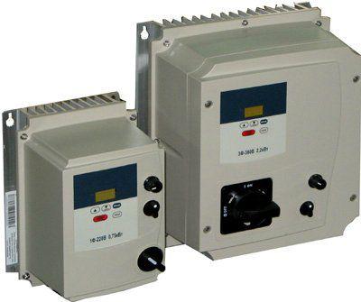 Преобразователь частоты Веспер E2-MINI-SP25L-0,2 кВт, 220В, IP65 (частотный преобразователь, vesper)