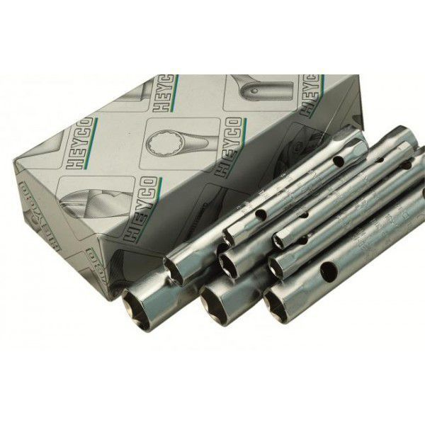 HEYCO Набор трубчатых торцевых ключей № K 896-12-M 12 предметов HEYCO HE-00896947080