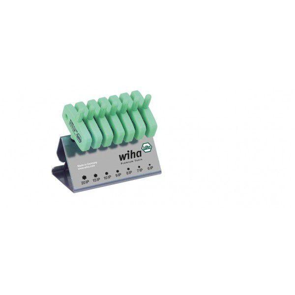 WIHA Набор отверток-ключ TORX PLUS в подставке 7 предметов Wiha 26261