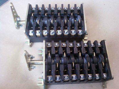 Блок-контакты КСА-8