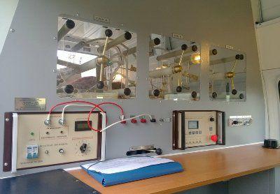 Электротехническая лаборатория КАЭЛ-3