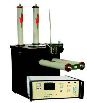 АВ-60-0,1 Аппарат испытания сшитого полиэтилена на СНЧ 0,1 Гц
