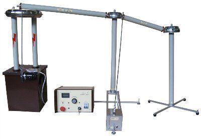 СВИ-100 Высоковольтный испытательный стенд СВИ-100 (или АВ-100)