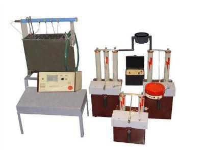 АВ-50/70-3 Аппарат испытания жидких и твердых диэлектрических материалов АВ-50/70-3