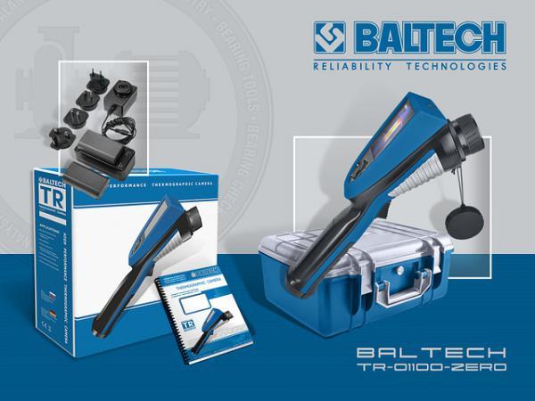 Тепловизор BALTECH TR-0110-Zero (160Х120)