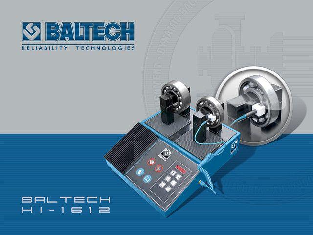 Нагреватель индукционный с двумя трансформаторными сердечниками - BALTECH HI-1612