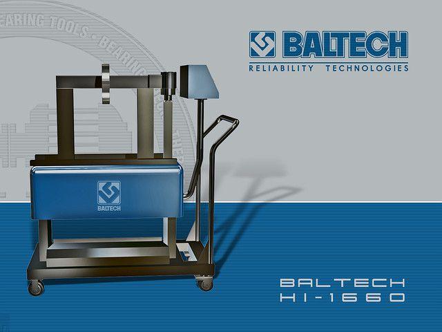 Нагреватель индукционный - BALTECH HI-1660