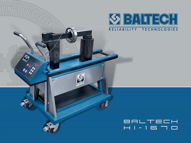 Нагреватель индукционный - BALTECH HI-1670