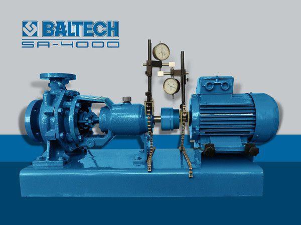 Система центровки валов со стрелочными индикаторами - BALTECH SA-4000