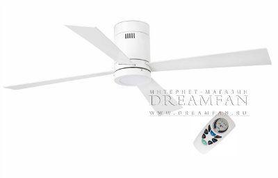 Люстра - вентилятор (потолочный вентилятор со светильником) Timor