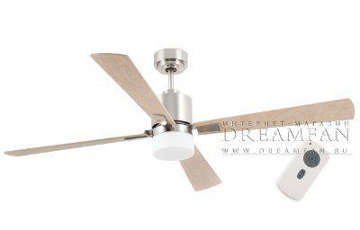 Люстра - вентилятор (потолочный вентилятор со светильником) Palk