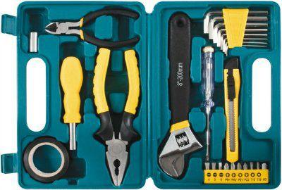 Набор инструмента в пластмассовом кейсе 26 шт FIT IT 65125