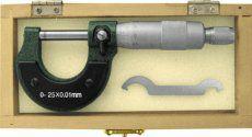 Микрометр наружный, 0-25 мм