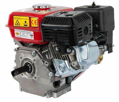 Двигатель бензиновый четырехтактный DDE 170F-Q19 (19.05мм, 7.0л.с.,208 куб.см., фильтр-картридж