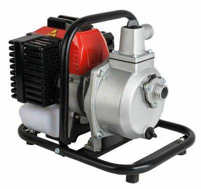 Мотопомпа бензиновая DDE PN25-II (2-хтакт,52 куб.см,1.9лc, вых 25мм, 30м, 8 м куб/ч, т. бак 0,6л, 7 кг