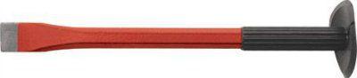 Зубило с резиновым протектором 250х16х22 мм, КУРС, артикул 46704